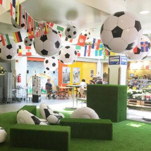 Linth Park Fussball Lounge