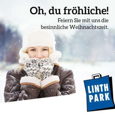 Weihnachten Linth-Park